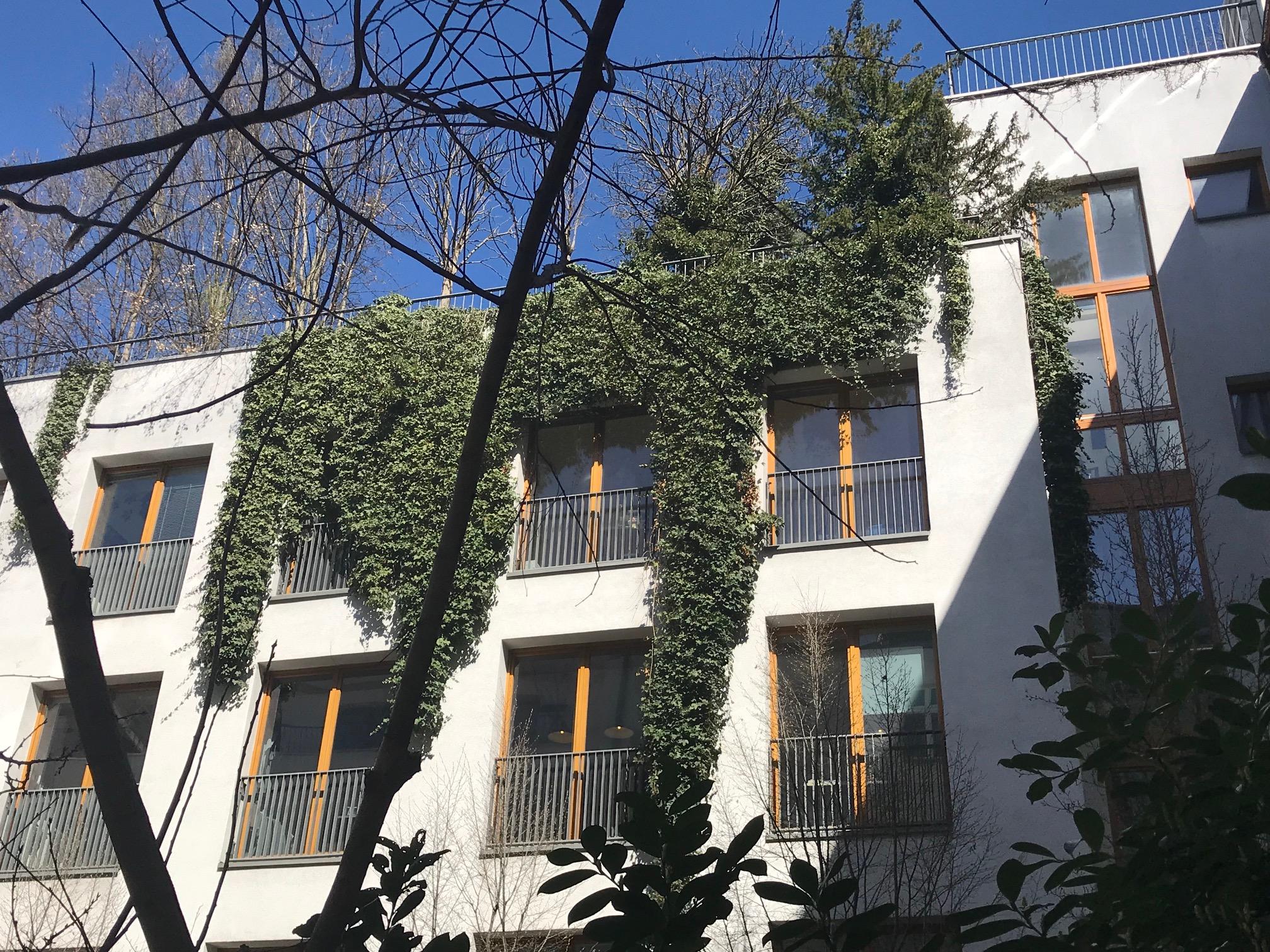 Moderne Lofts im Berliner Scheunenviertel, ©morespace