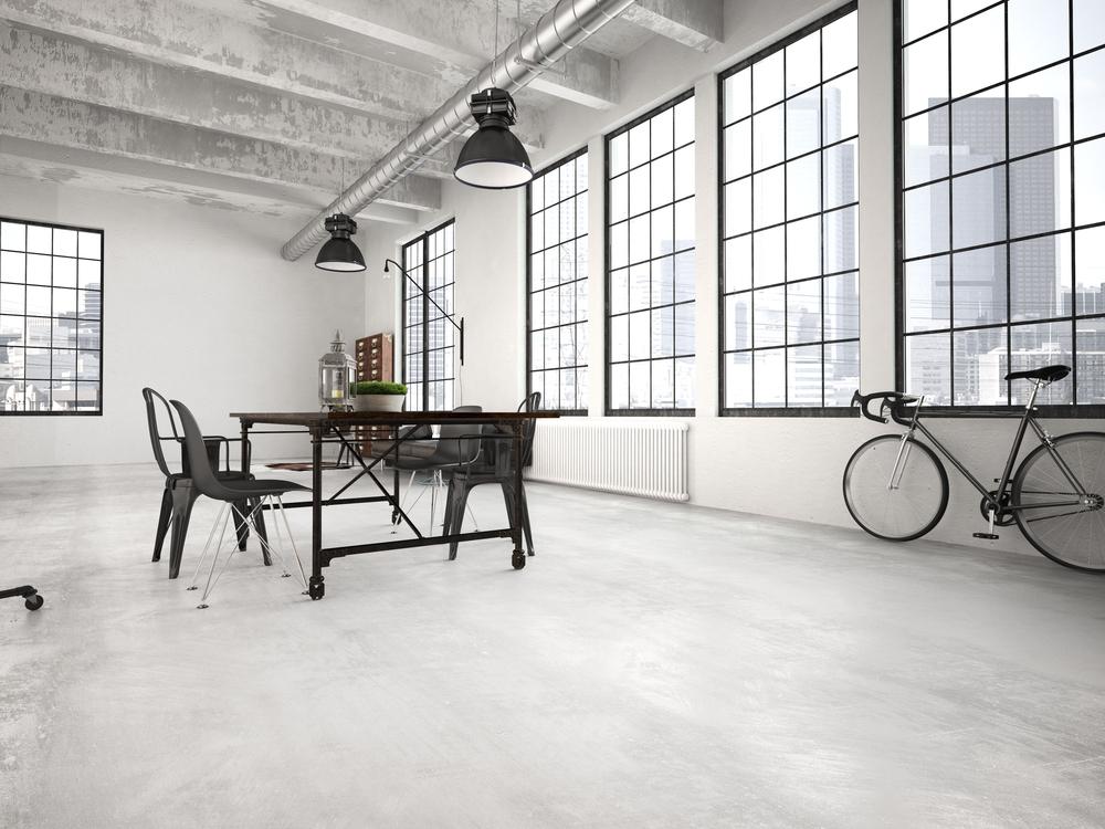Viel Raum für Kreativität: Fabriketage in Berlin, ©shutterstock_329983853_2